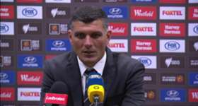 Brisbane Roar boss John Aloisi paid tribute to his side's ability to rebound from a poor first half in their penalty shootout win over Western Sydney Wanderers.