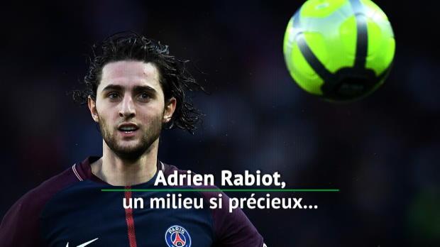 PSG - Adrien Rabiot, un milieu si précieux...