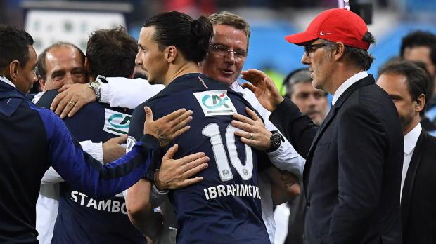 Coupe de France: Blanc will Team verstärken
