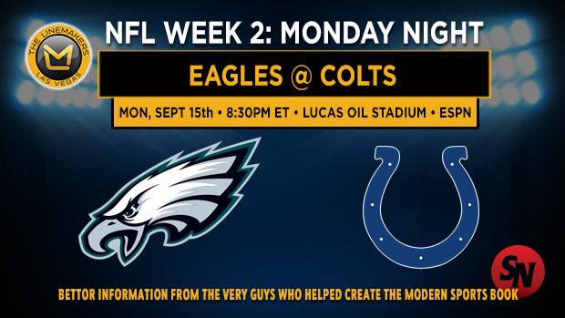 Philadelphia Eagles @ Indianapolis Colts
