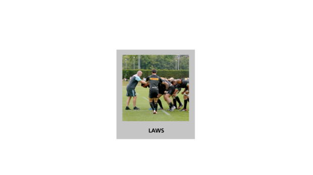 Aviva Premiership - Ricoh Rugby Change Series - The Laws of the Game