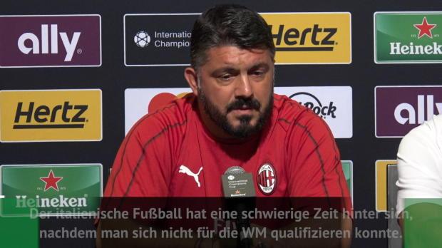 """Gattuso: Ronaldo-Wechsel """"unfassbar"""" für Serie A"""