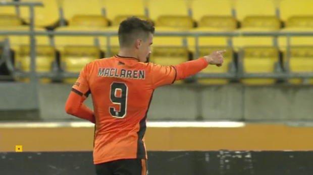Maclaren strike downs Phoenix
