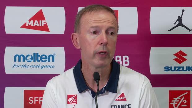 """Basket : Amical - Collet sur la blessure de Moerman - """"Un gros coup dur"""""""