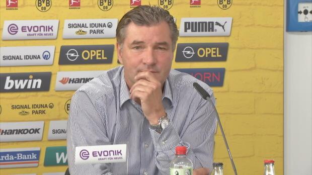 Wegen Bruun-Larsen: Zorc widerspricht Reschke