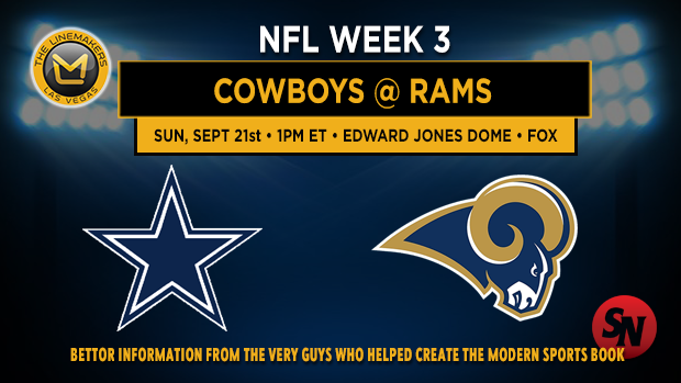 Dallas Cowboys @ St. Louis Rams