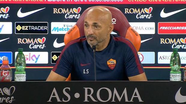 "Spalletti: Totti? ""Der perfekte Spieler"""