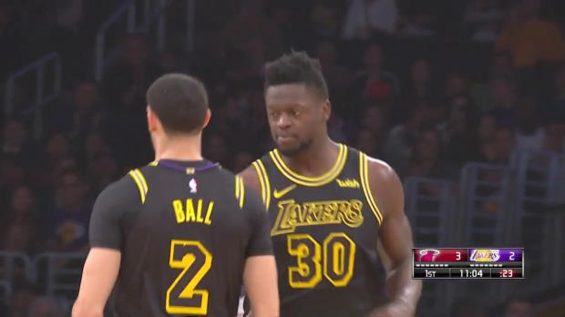 WSC: Julius Randle scores 25 Points against the Heat