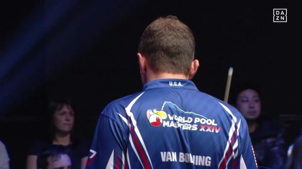 World Pool Masters, Tag 1