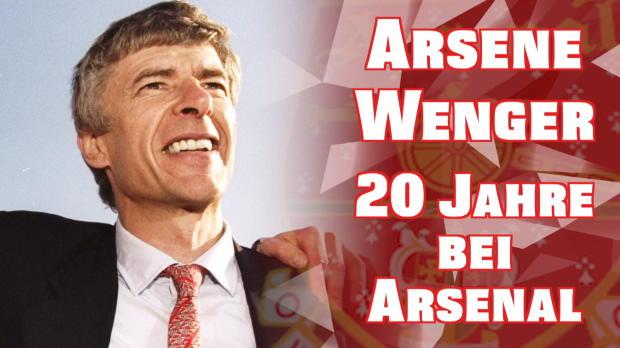 20 Jahre bei Arsenal: Das große Wenger-Quiz