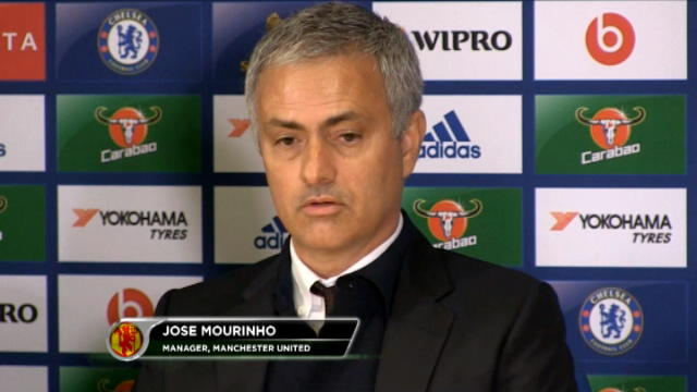 كرة قدم: الدوري الانكليزي: ارتكبنا أخطاء دفاعية كبيرة- مورينيو