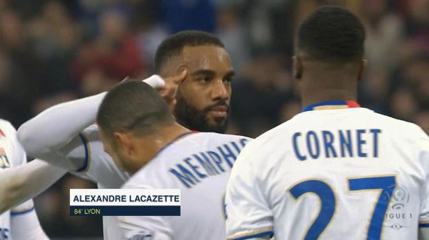 Spätes Comeback! Lyon ringt Dijon nieder