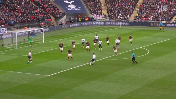 Premier League: Tottenham - Newcastle | DAZN Highlights