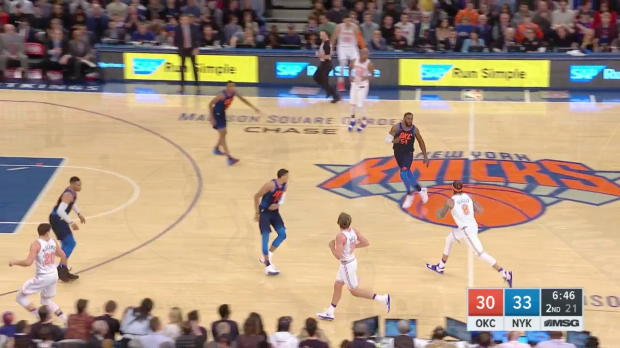 WSC: Michael Beasley (30 points) Highlights vs. Oklahoma City Thunder