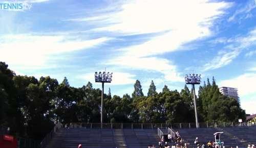 Thursday Highlights: ATP Tokyo