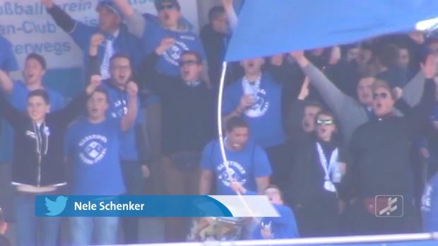 4. Liga: Kleine Bayern gewinnen wilden Schlagabtausch