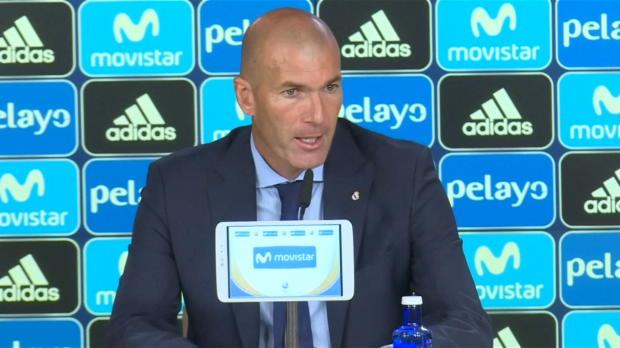 """Supercup: Zidane nach Titel: """"Wollen mehr"""""""