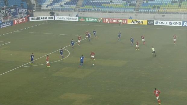 AFC-CL: Ex-Salzburger lässt´s mal krachen
