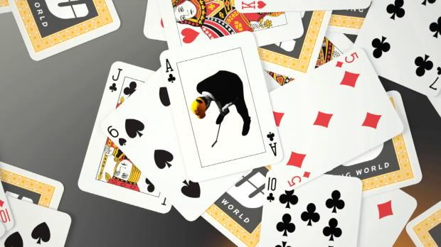 Ace of Clubs: Gonzalo Fernandez-Castano