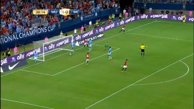 لقطة: كأس الأبطال الدوليّة: راشفورد ينهي هجمة منسّقة بكل أناقة لصالح يونايتد