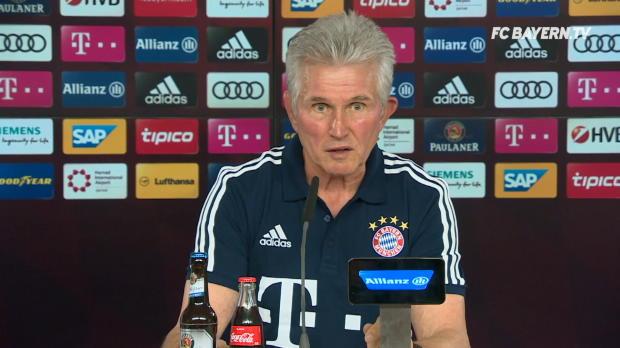 Ramos, Vogts, Netzer: Heynckes über Weltklasse