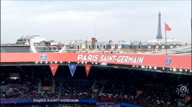 كرة قدم: الدوري الفرنسي: سان جيرمان يعتلي القمّة إثر فوزه الصريح أمام مونبيليه