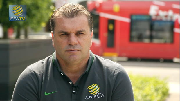 FFA TV | Ange reveals Asian Cup squad