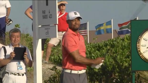 VIRAL: Golf: