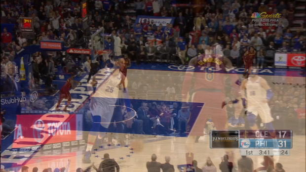 Dunk of the Night: Ben Simmons