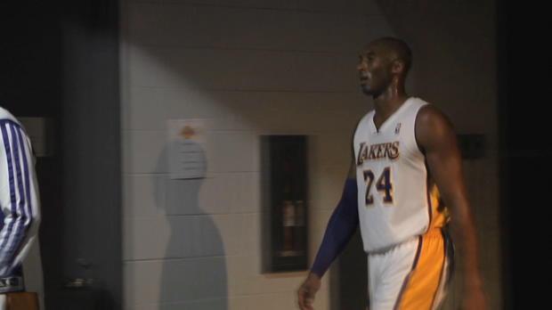 Basket : NBA - Retraite - Un tendre au revoir pour Kobe Bryant