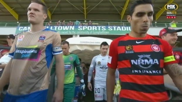 Wanderers v Jets highlights