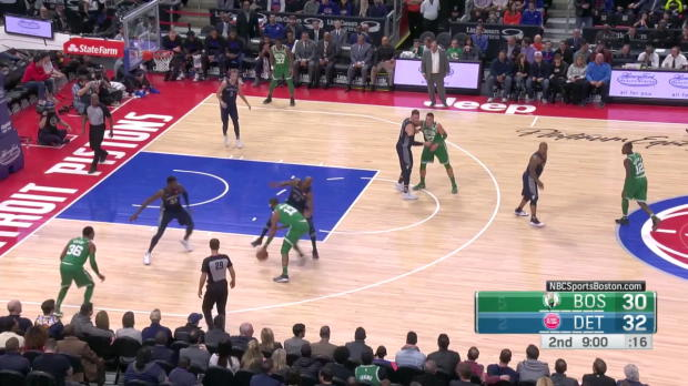 WSC: Daniel Theis (19 points) Highlights vs. Detroit Pistons