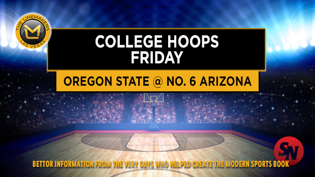 Friday College Basketball