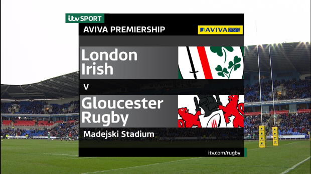 Aviva Premiership - Irish v Gloucester