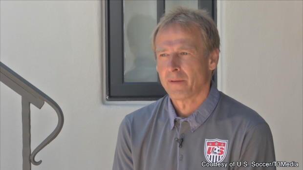 """Klinsmann hat ein """"Auge auf Andrew Wooten"""""""