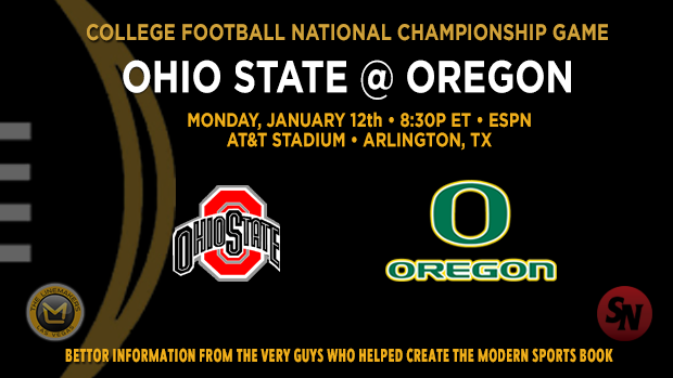Ohio State vs. Oregon