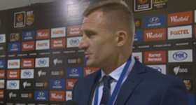 "Victory star Besart Berisha says his side was ""unlucky"" in going down to Sydney FC in the grand final."