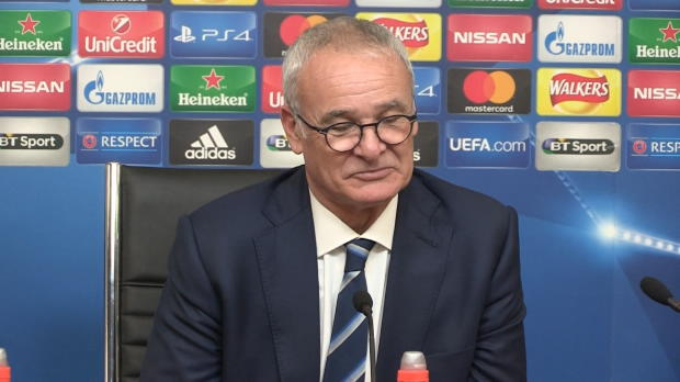 Ranieri fordert Champions-League-Level in Liga