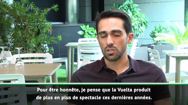 Vuelta - Contador - 'Maîtriser la montagne et les chronos'