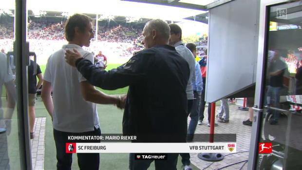 Bundesliga: SC Freiburg - VfB Stuttgart | DAZN Highlights