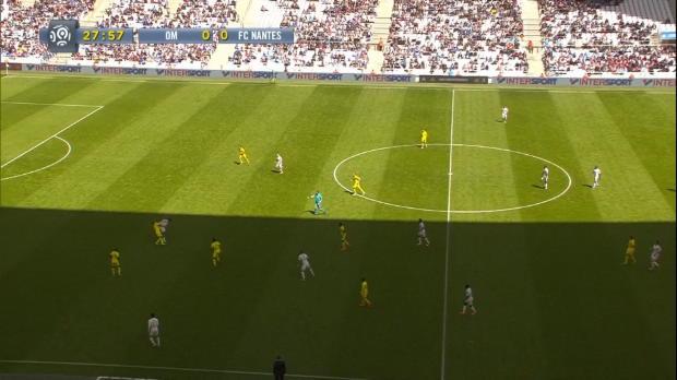 Ligue 1 Round 35: Marseille 1-1 Nantes