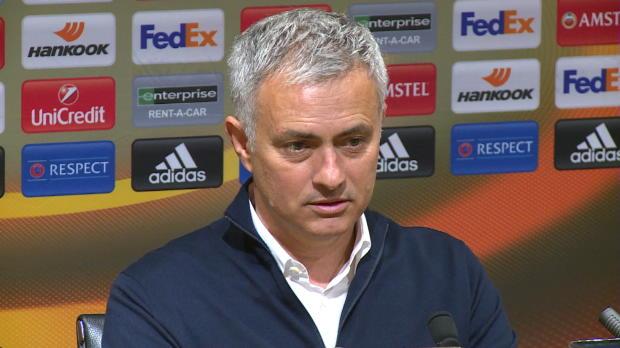 "Mourinho: ""Rashford mit starker Mentalität"""