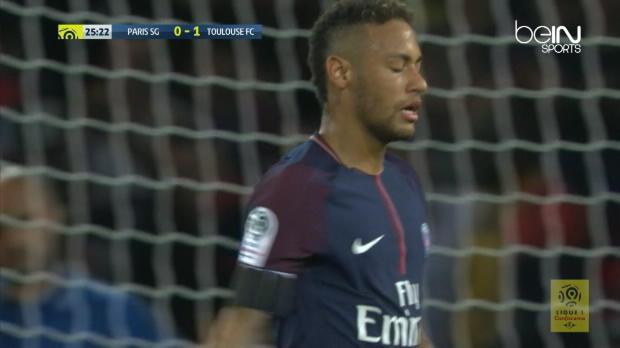 Neymar-Show gegen überfordertes Toulouse