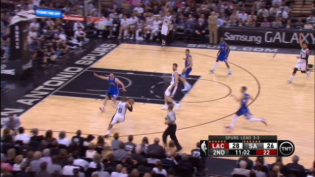 Assist of the Night: Tim Duncan