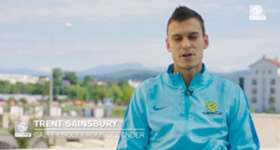 Caltex Socceroos defender Trent Sainsbury says Germany will provide a difficult test for Australia in their Confederations Cup opener.