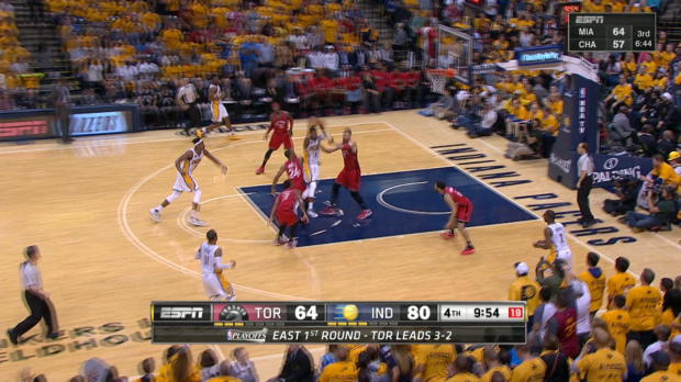 And-1 of the Night: Myles Turner