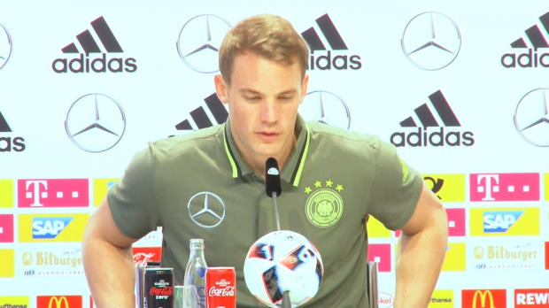 """EM 2016: Neuer: """"Bereit, Binde abzugeben"""""""