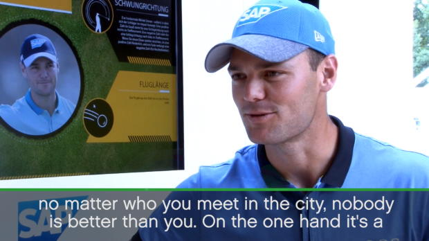 Golf: Being world No.1 can get lonely - Kaymer