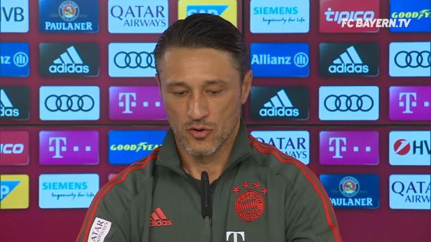 Transfer-Wahn? Kovac: Machen es anders beim FCB