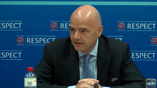 Foot : Euro 2016 - L'UEFA répond à Juppé